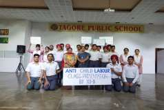 Anti Child Labour Day - 16-7-2019