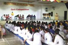 Inter House Quiz Competition---6-4-2019